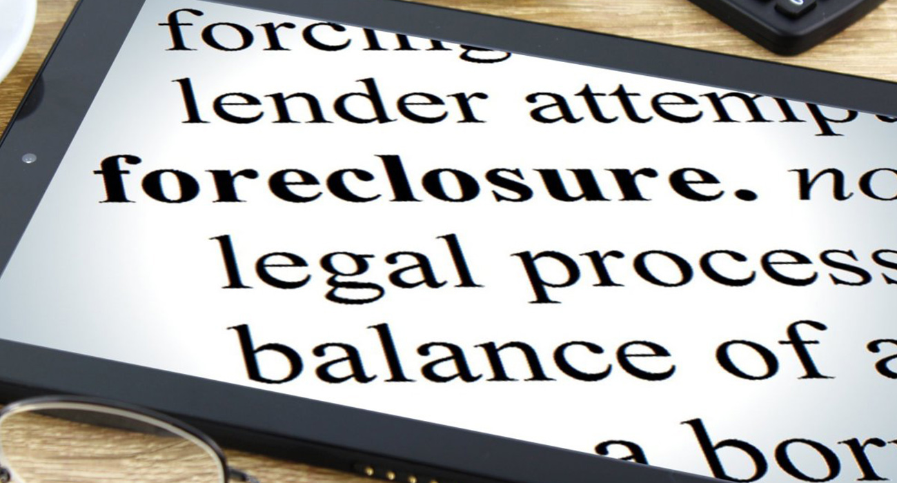What is Foreclosure Prevention